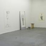 Ausstellungsansicht 'contemplate' 2014 / Robert Kananaj Gallery / Toronto (Kanada)