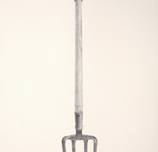 o.T. / Bleistift auf Papier (pencil on paper) / 80 x 140 cm / 2011