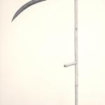 o.T. / Bleistift auf Papier / 100 x 140 cm / 2011