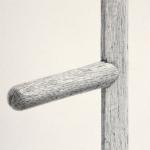 o.T. (Detail) / Bleistift auf Papier / 100 x 140 cm / 2011