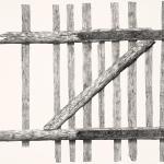 'Darum Großvater' / Bleistift auf Papier / 140 x 100 cm / 2010